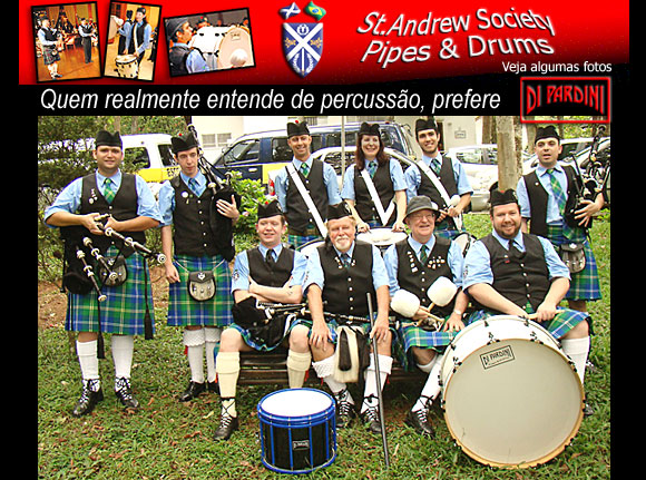 Banda St. Andre Society Pipes & Drums